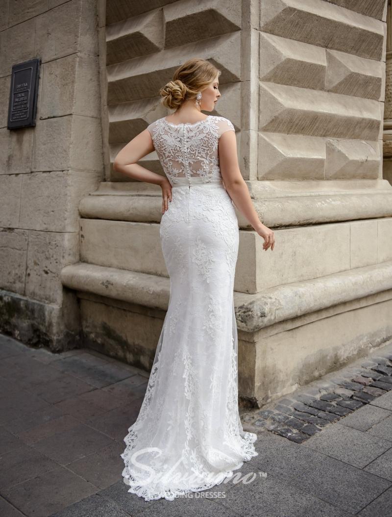 Свадебное платье Silviamo S-489-Simona