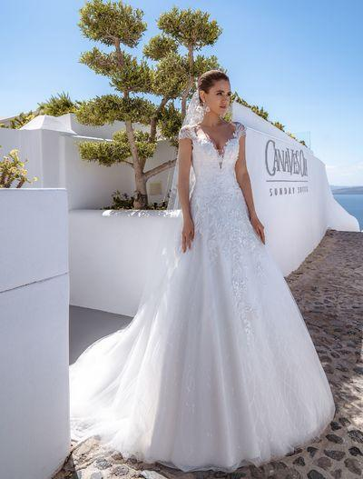 Wedding Dress Silviamo S-493-Thea