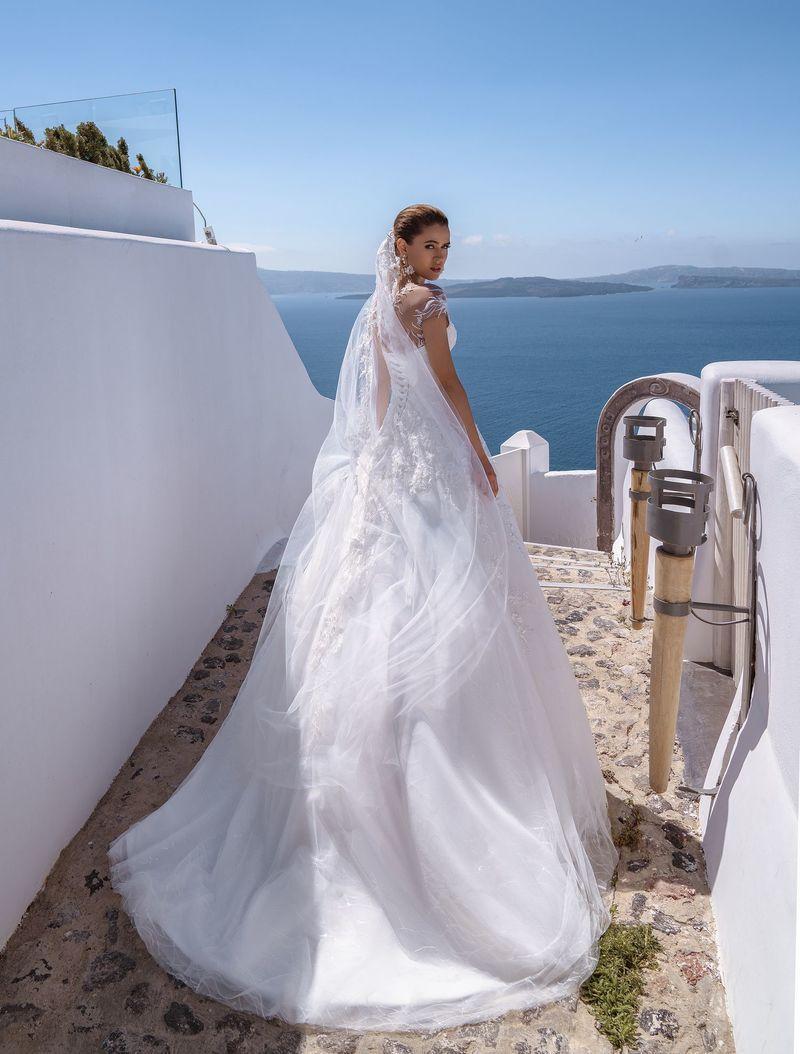 Свадебное платье Silviamo S-493-Thea