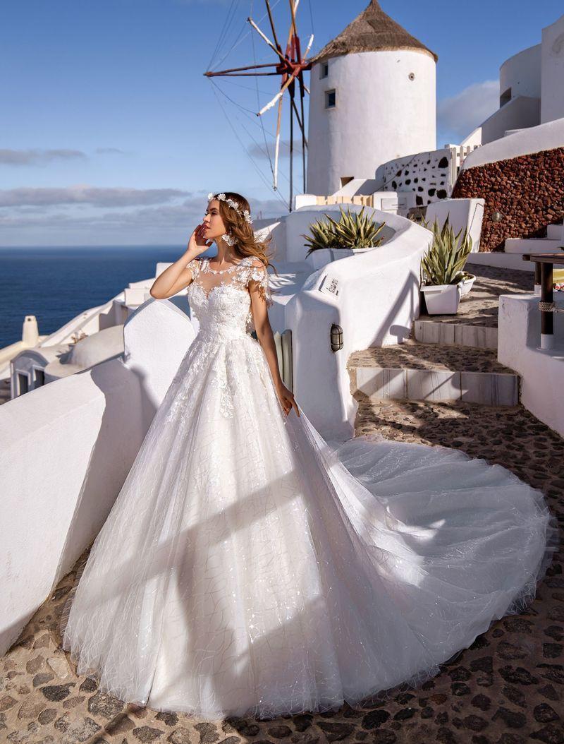 Свадебное платье Silviamo S-494-Tina