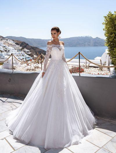 Wedding Dress Silviamo S-495-Tereza