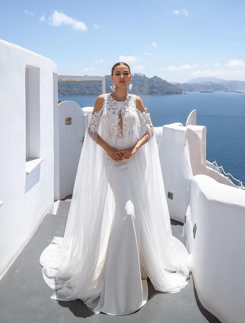 Suknia ślubna Silviamo S-496-Taylor