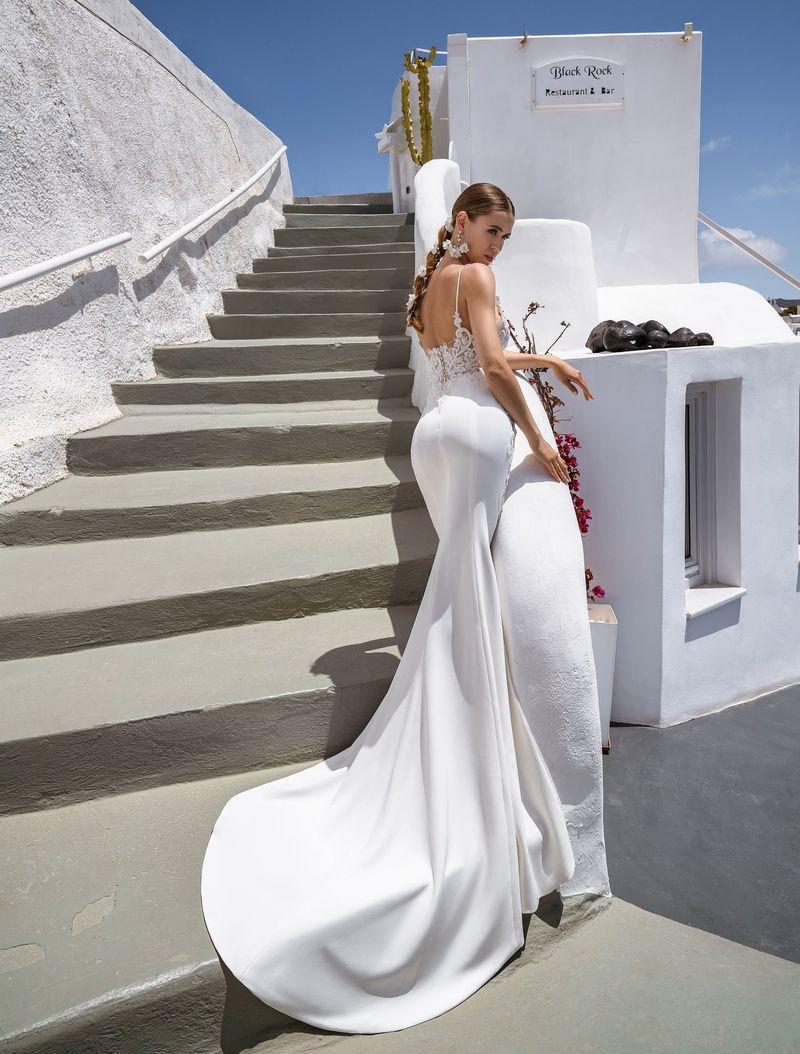 Свадебное платье Silviamo S-496-Taylor