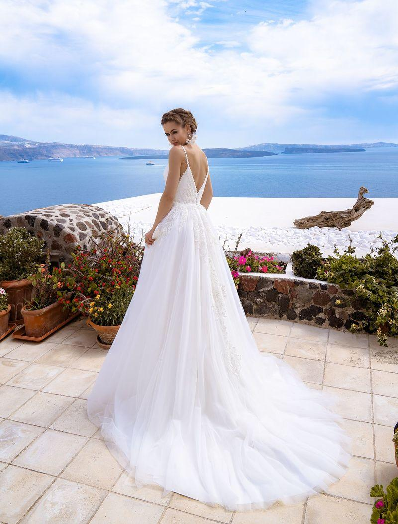 Wedding Dress Silviamo S-497-Tissa