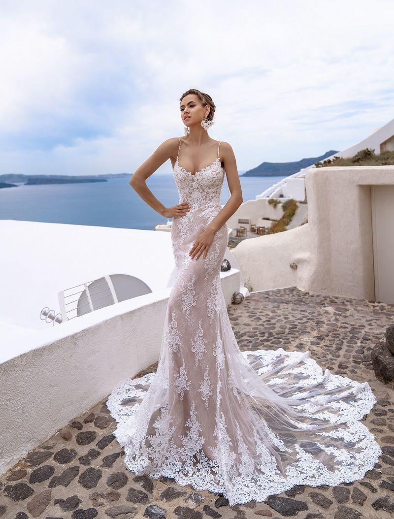 Свадебное платье Silviamo S-498-Tabby