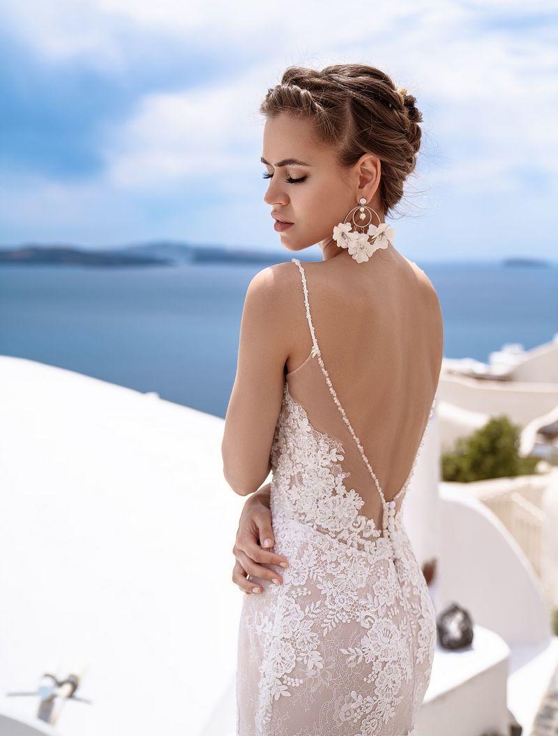Vestido de novia Silviamo S-498-Tabby