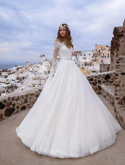 Wedding Dress Silviamo S-499-Trisha