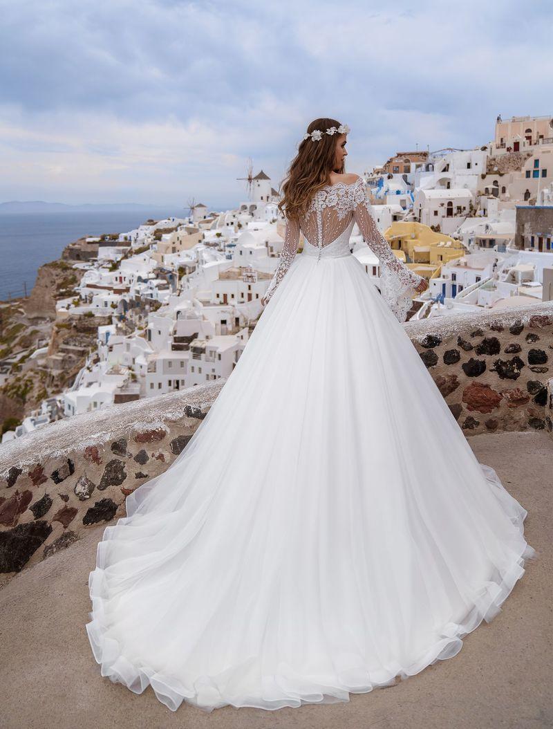 Свадебное платье Silviamo S-499-Trisha