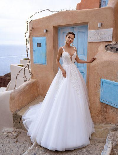 Wedding Dress Silviamo S-501-Tessa