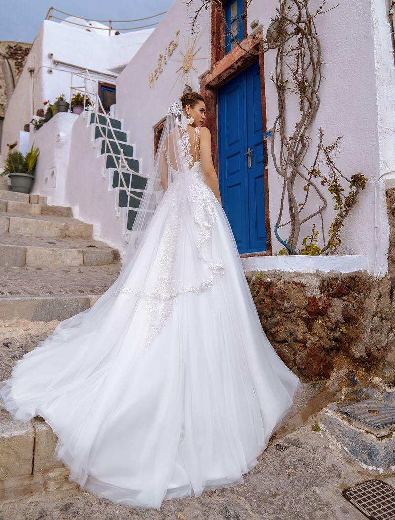 Свадебное платье Silviamo S-501-Tessa