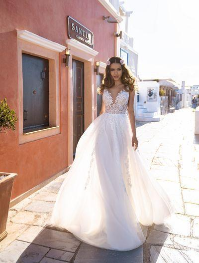 Wedding Dress Silviamo S-502-Taisia