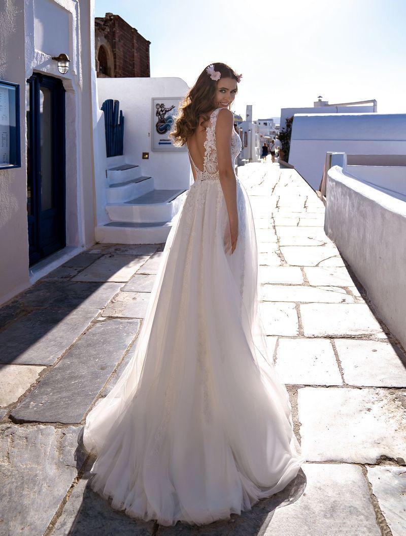 Свадебное платье Silviamo S-502-Taisia