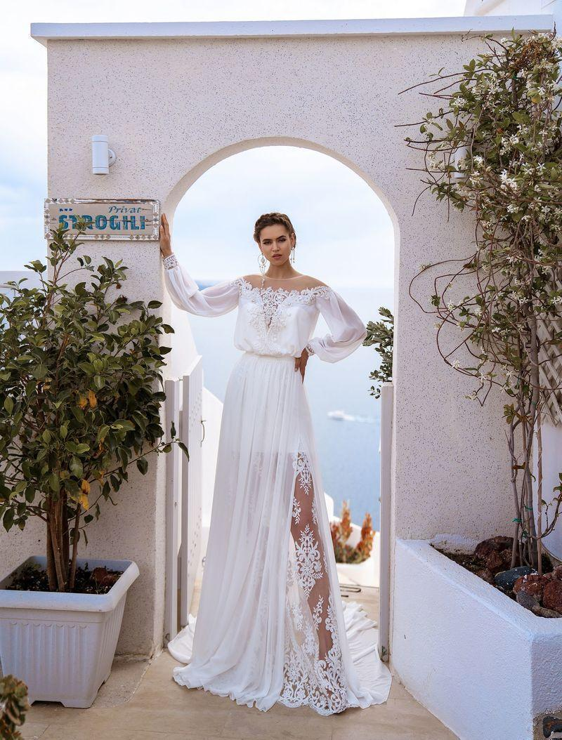 Wedding Dress Silviamo S-503-Tori