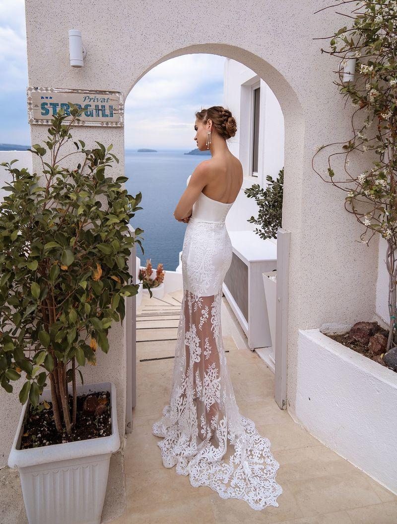 Свадебное платье Silviamo S-503-Tori