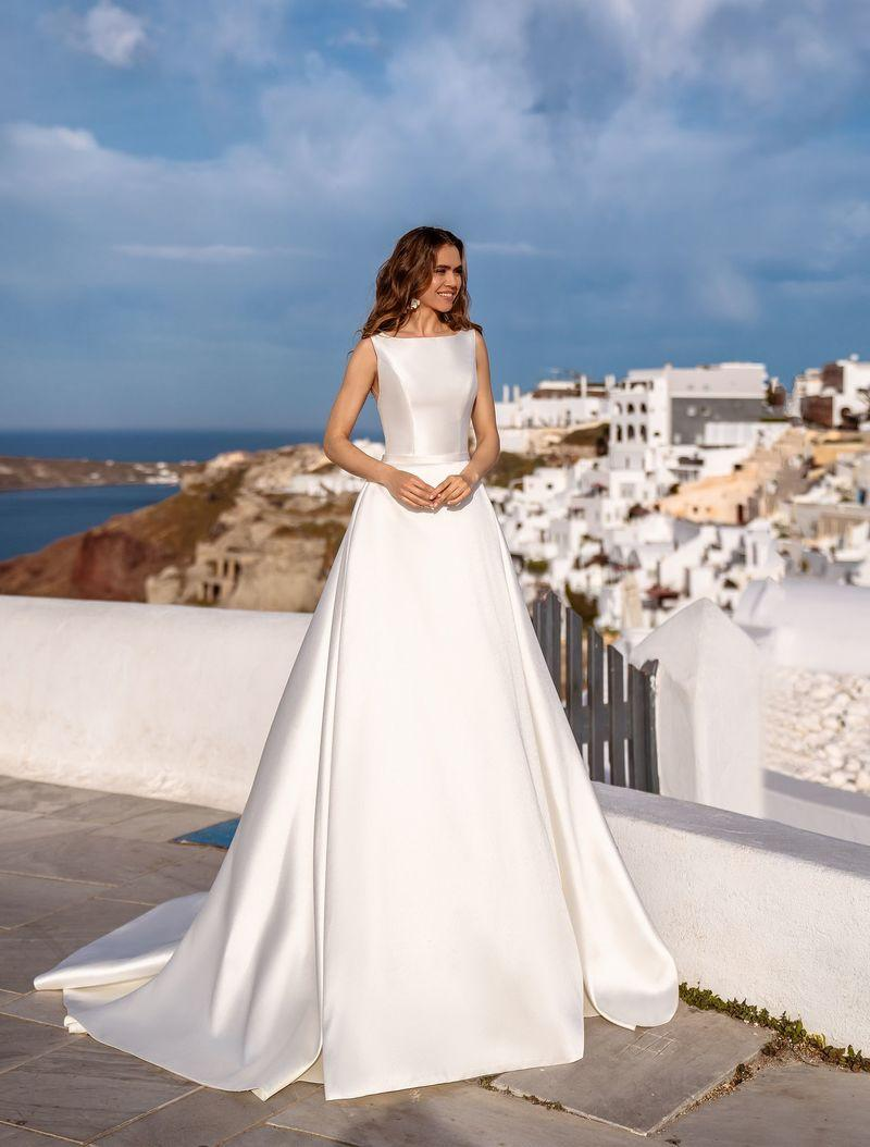Wedding Dress Silviamo S-504-Tamie
