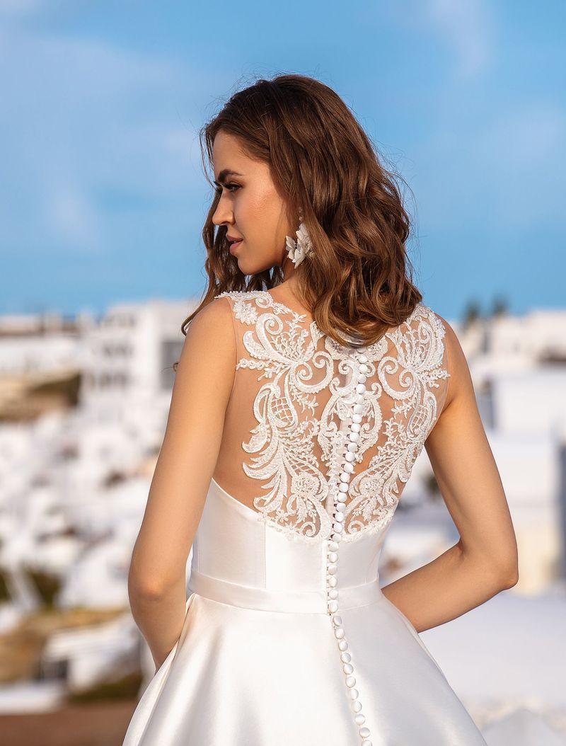 Свадебное платье Silviamo S-504-Tamie