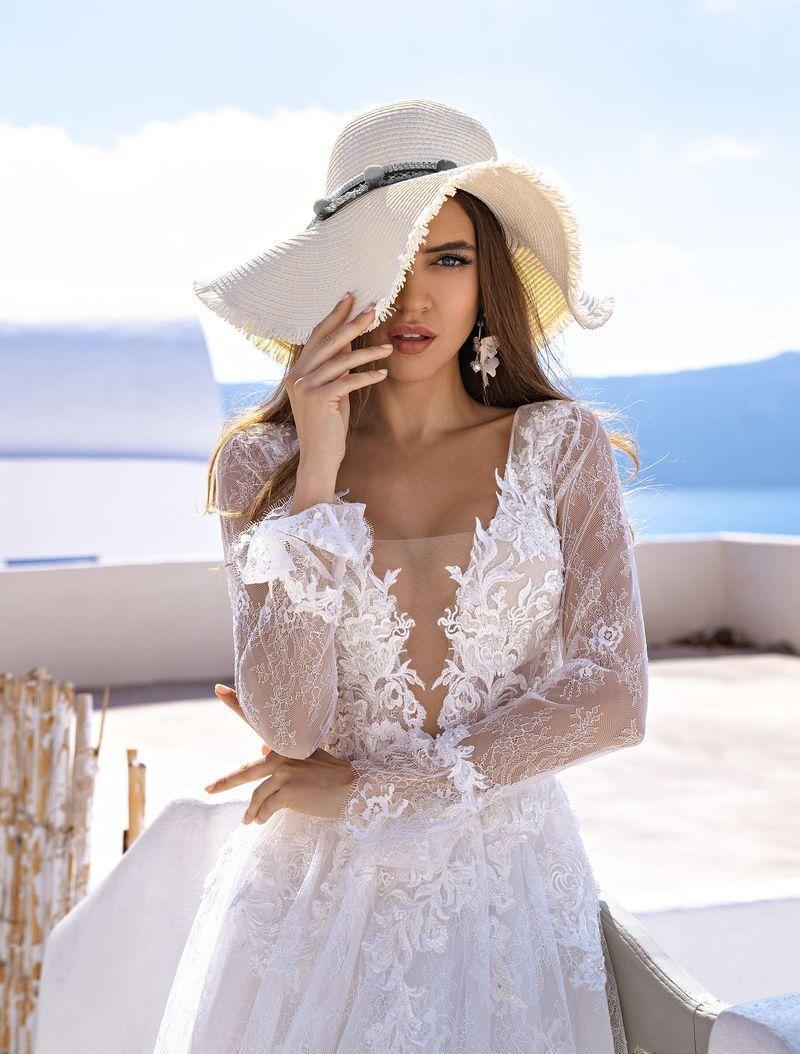 Весільня сукня Silviamo S-505-Tasha