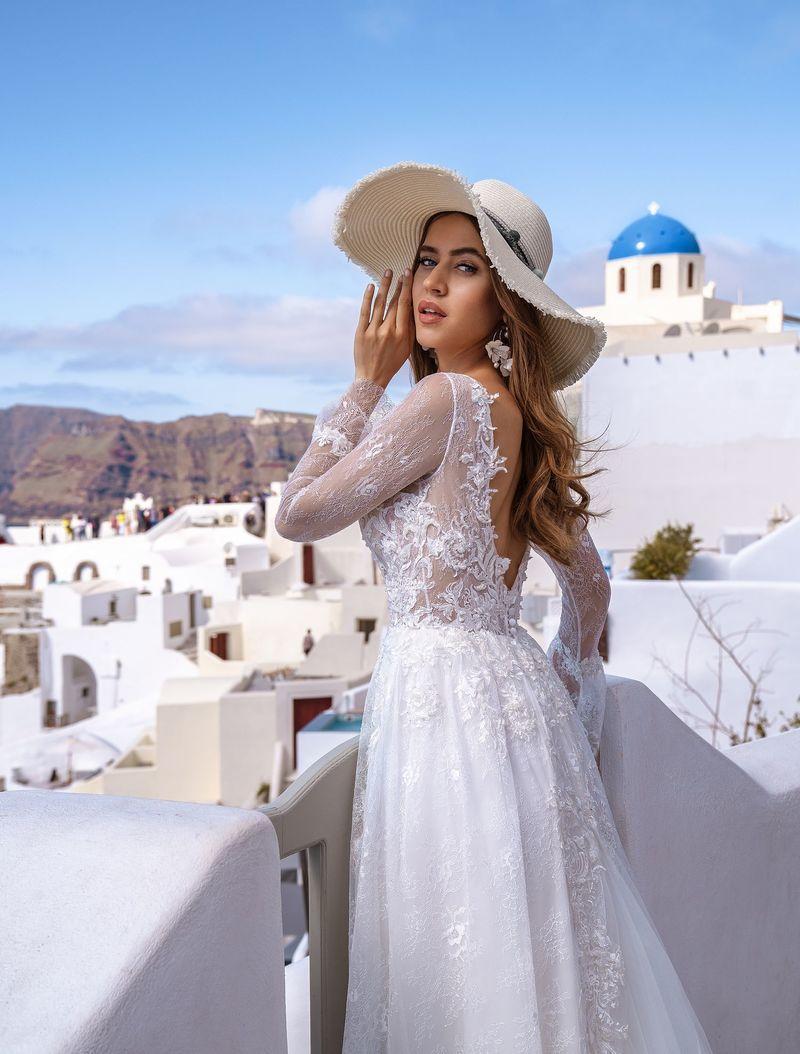 Свадебное платье Silviamo S-505-Tasha