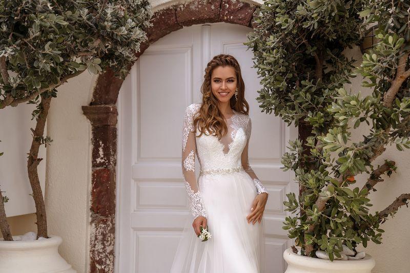 Свадебное платье Silviamo S-506-Tiffany