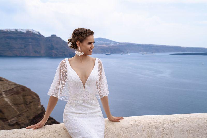 Свадебное платье Silviamo S-508-Teri