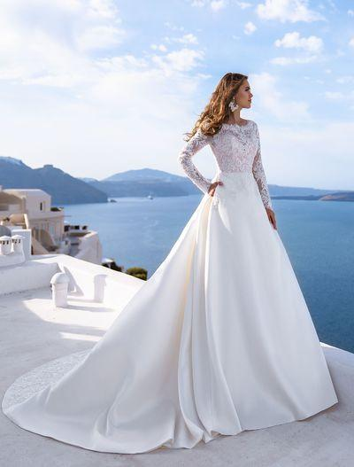 Wedding Dress Silviamo S-509-Tavia