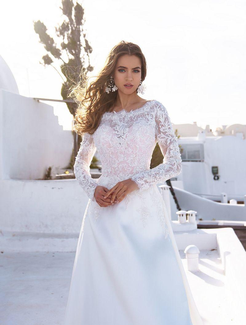 Свадебное платье Silviamo S-509-Tavia