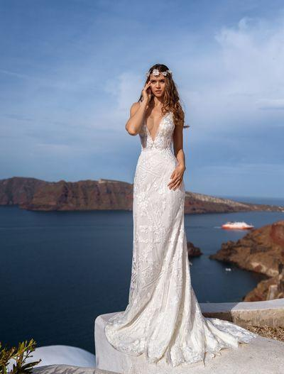 Wedding Dress Silviamo S-510-Tes
