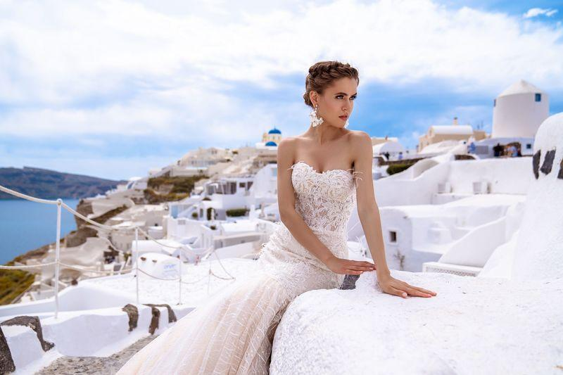 Свадебное платье Silviamo S-511-Trudy