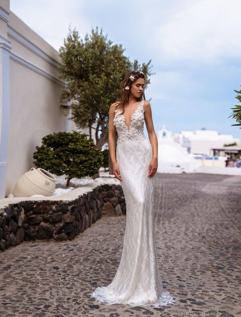 Свадебное платье Silviamo S-512-Talia