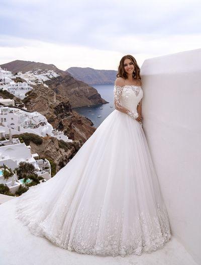 Rochie de mireasa Silviamo S-513-Tianna
