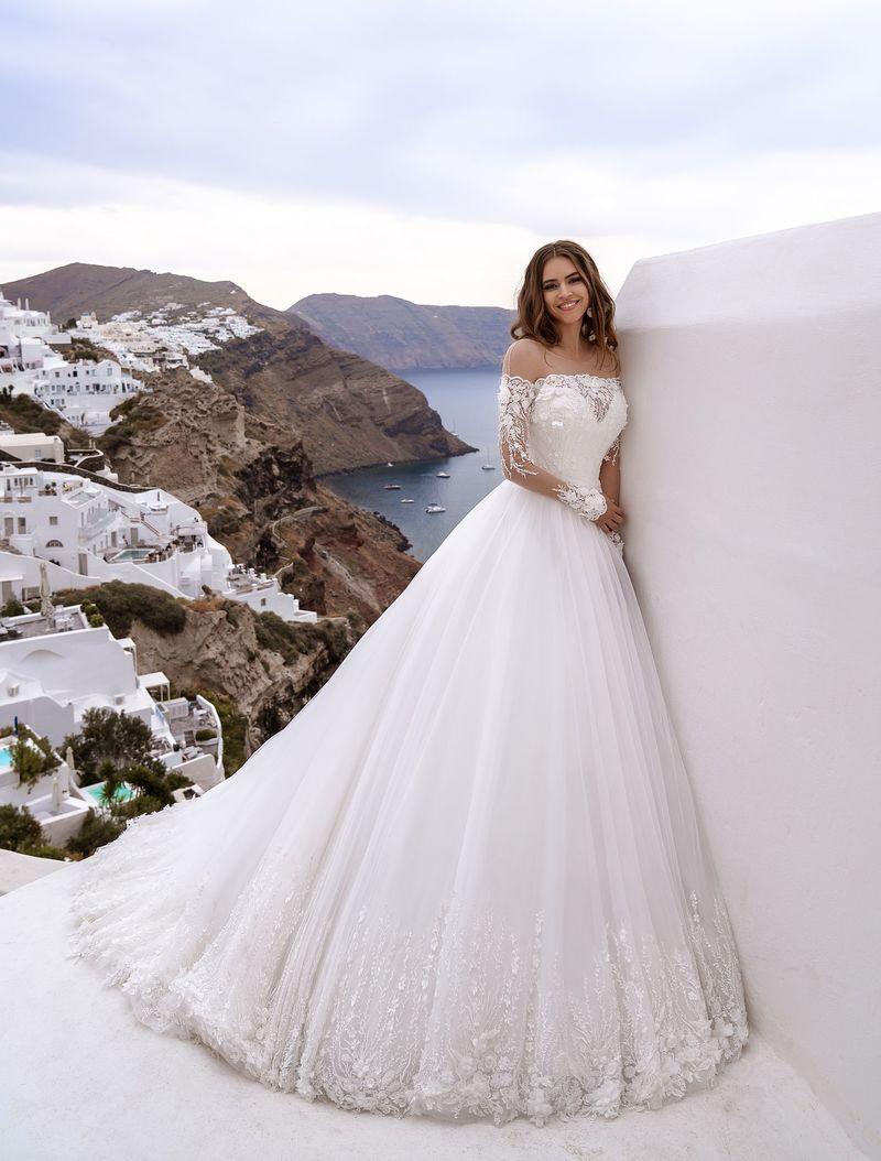 Весільня сукня Silviamo S-513-Tianna