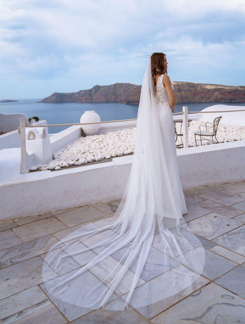 Свадебное платье Silviamo S-514-Trina