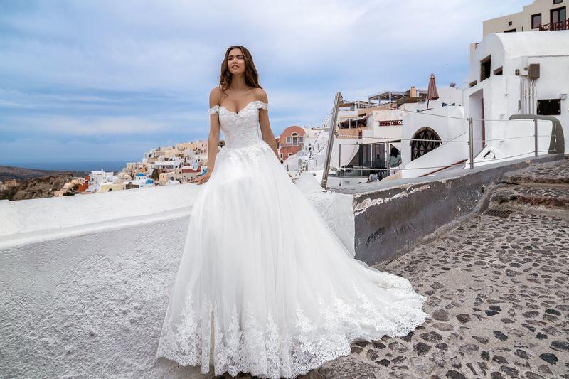 Свадебное платье Silviamo S-515-Tonya