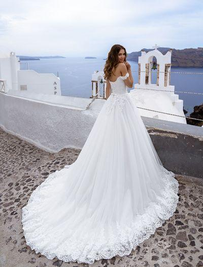 Wedding Dress Silviamo S-515-Tonya