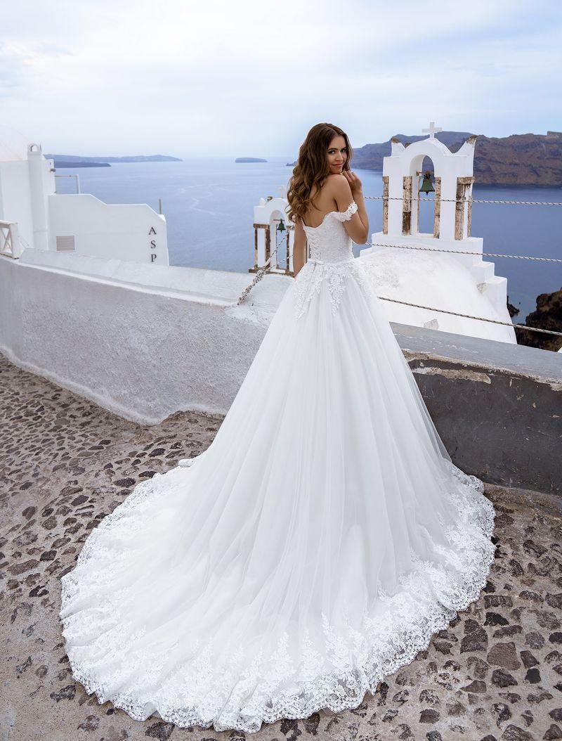 Suknia ślubna Silviamo S-515-Tonya