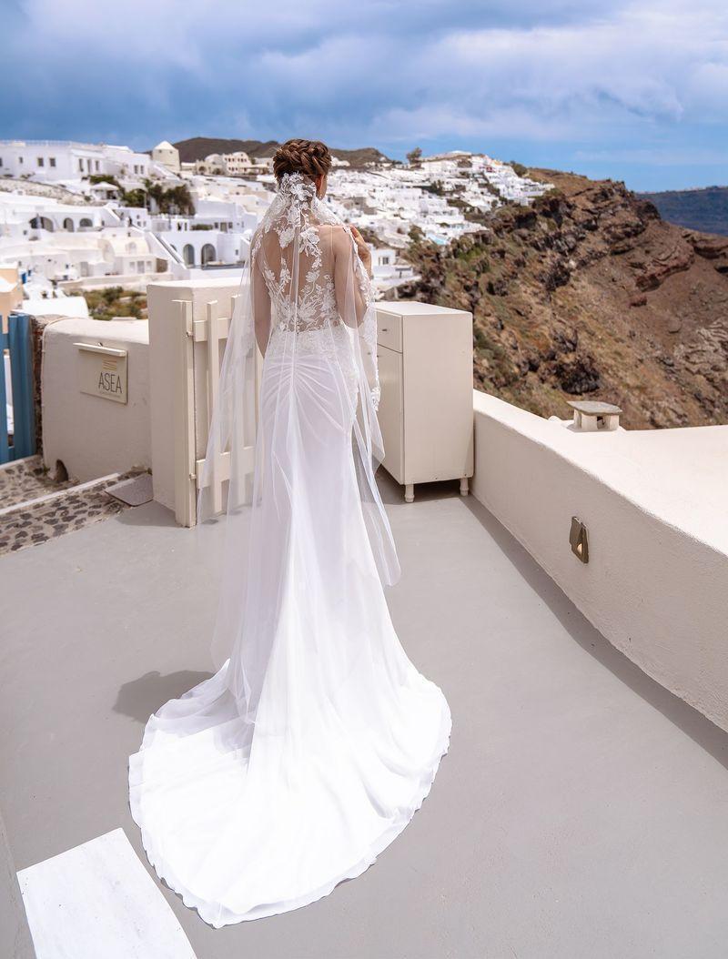 Свадебное платье Silviamo S-516-Tala