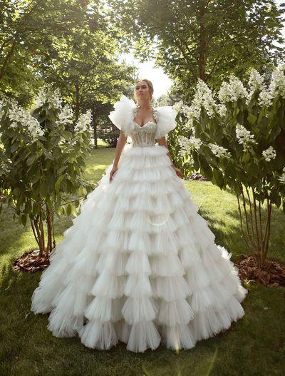 Wedding Dress Silviamo S-517-Leonila