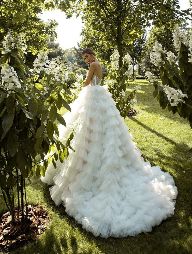 Свадебное платье Silviamo S-517-Leonila