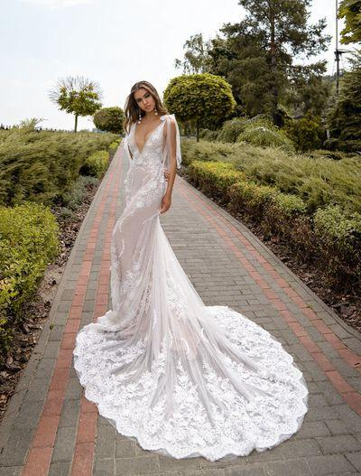 Wedding Dress Silviamo S-518-Lina