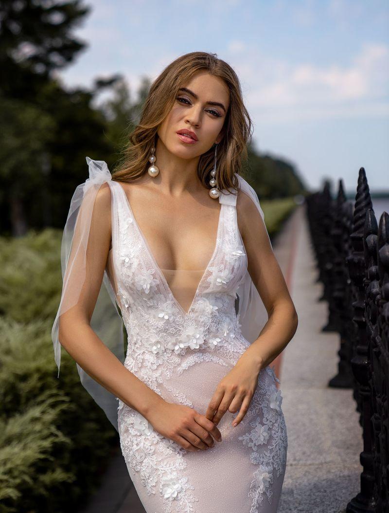 Свадебное платье Silviamo S-518-Lina