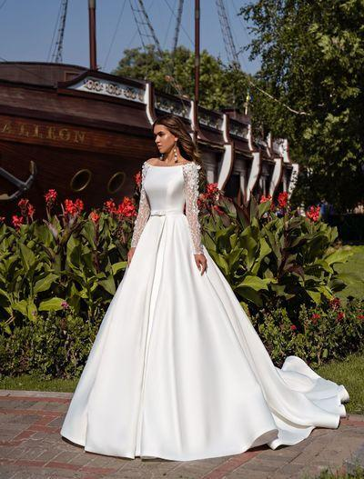 Wedding Dress Silviamo S-519-Livia