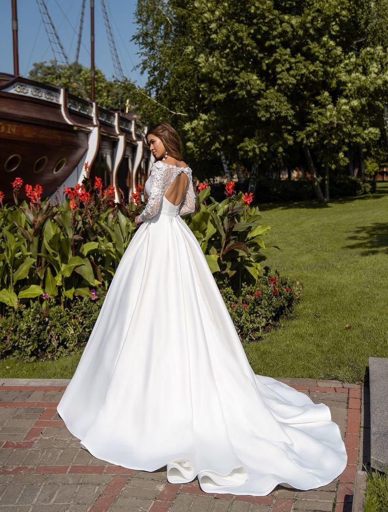 Свадебное платье Silviamo S-519-Livia