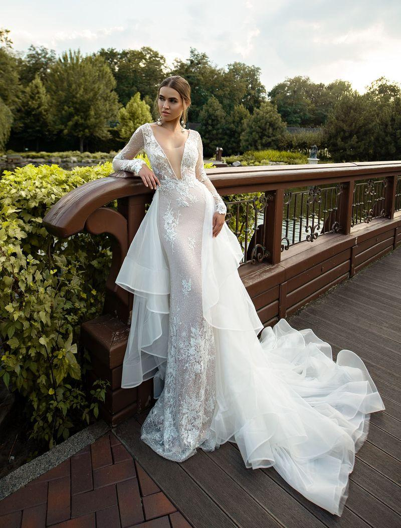 Wedding Dress Silviamo S-520-Luna