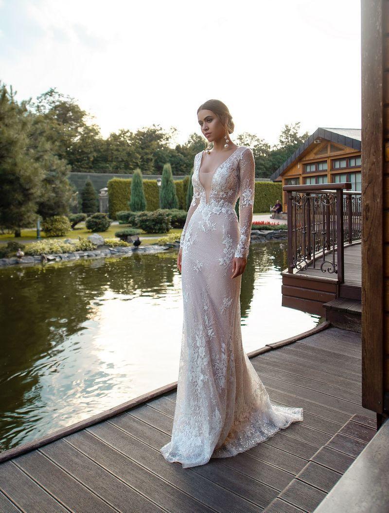 Свадебное платье Silviamo S-520-Luna