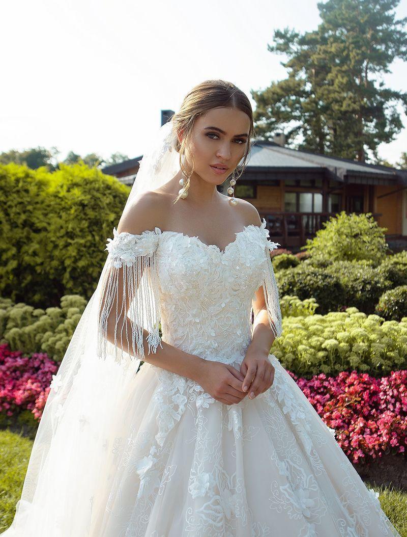 Свадебное платье Silviamo S-521-Loren
