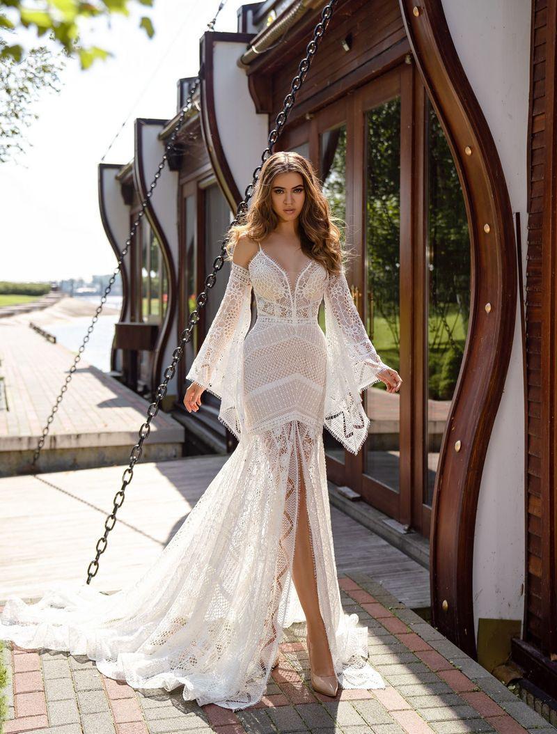 Свадебное платье Silviamo S-522-Leila