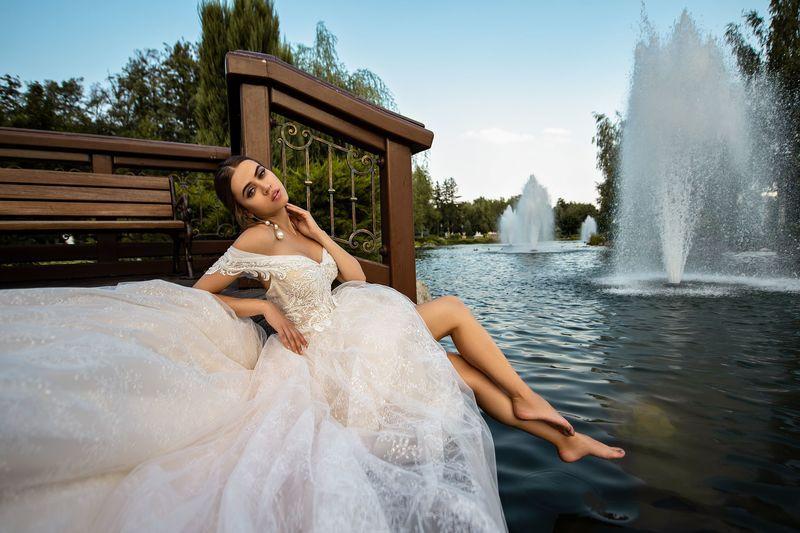 Свадебное платье Silviamo S-523-Lincy