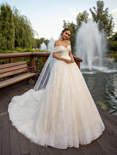 Wedding Dress Silviamo S-523-Lincy