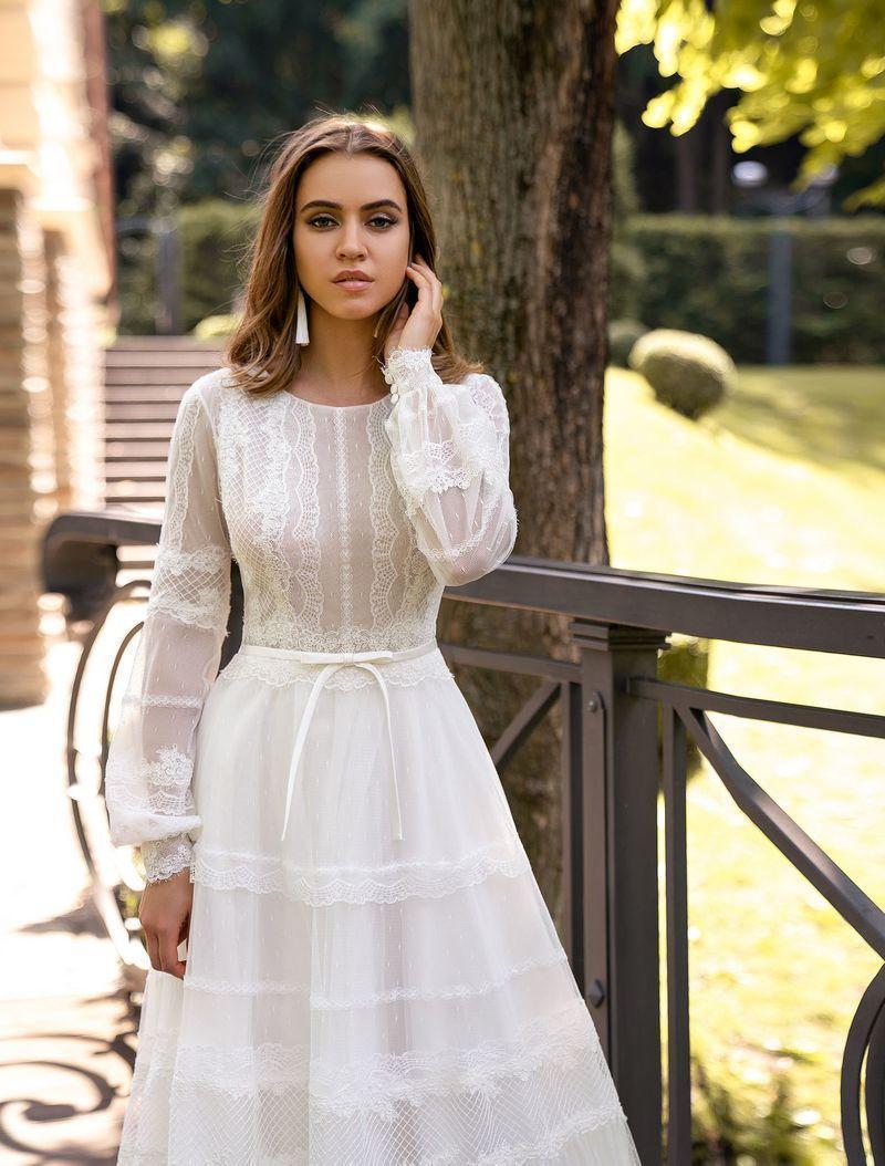 Свадебное платье Silviamo S-524-Lesli