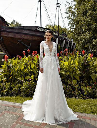 Wedding Dress Silviamo S-525-Lora